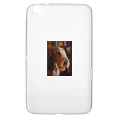 Airedale Terrier Samsung Galaxy Tab 3 (8 ) T3100 Hardshell Case