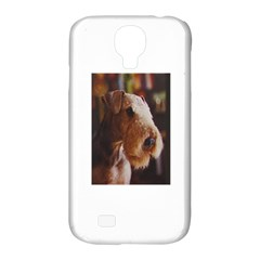 Airedale Terrier Samsung Galaxy S4 Classic Hardshell Case (PC+Silicone)
