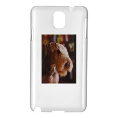 Airedale Terrier Samsung Galaxy Note 3 N9005 Hardshell Case