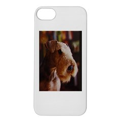 Airedale Terrier Apple iPhone 5S/ SE Hardshell Case