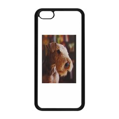 Airedale Terrier Apple iPhone 5C Seamless Case (Black)