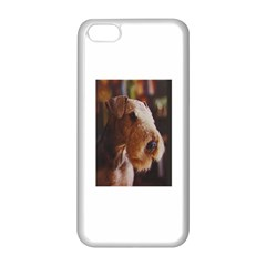 Airedale Terrier Apple iPhone 5C Seamless Case (White)
