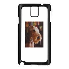 Airedale Terrier Samsung Galaxy Note 3 N9005 Case (Black)