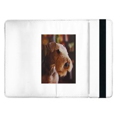 Airedale Terrier Samsung Galaxy Tab Pro 12.2  Flip Case