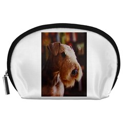 Airedale Terrier Accessory Pouches (Large)