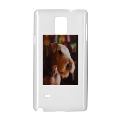 Airedale Terrier Samsung Galaxy Note 4 Hardshell Case