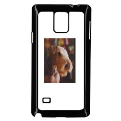 Airedale Terrier Samsung Galaxy Note 4 Case (Black)