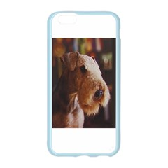 Airedale Terrier Apple Seamless iPhone 6/6S Case (Color)