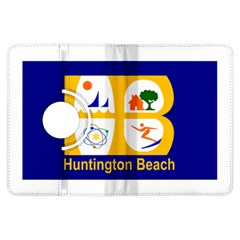 Flag Of Huntington Beach, California Kindle Fire Hdx Flip 360 Case