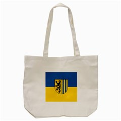 Flag Of Leipzig Tote Bag (cream)