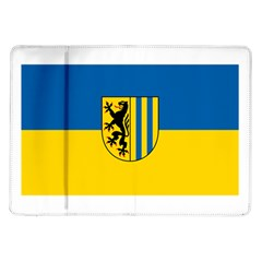Flag Of Leipzig Samsung Galaxy Tab 10 1  P7500 Flip Case