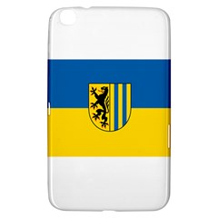 Flag Of Leipzig Samsung Galaxy Tab 3 (8 ) T3100 Hardshell Case