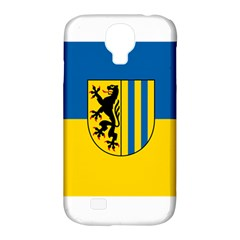 Flag Of Leipzig Samsung Galaxy S4 Classic Hardshell Case (pc+silicone)