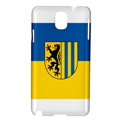 Flag Of Leipzig Samsung Galaxy Note 3 N9005 Hardshell Case