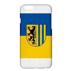 Flag Of Leipzig Apple Iphone 6 Plus/6s Plus Hardshell Case
