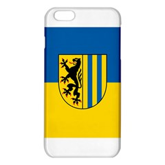 Flag Of Leipzig Iphone 6 Plus/6s Plus Tpu Case