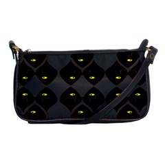 Holistic Wine Shoulder Clutch Bags