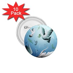 Animated Nature Wallpaper Animated Bird 1 75  Buttons (10 Pack)
