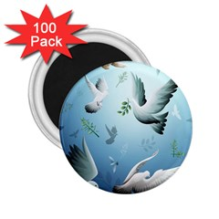 Animated Nature Wallpaper Animated Bird 2 25  Magnets (100 Pack)
