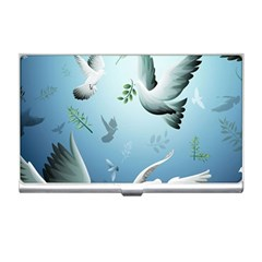 Animated Nature Wallpaper Animated Bird Business Card Holders