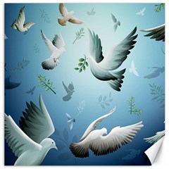 Animated Nature Wallpaper Animated Bird Canvas 16  X 16