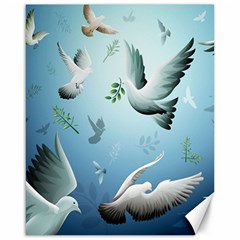 Animated Nature Wallpaper Animated Bird Canvas 16  X 20