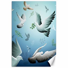 Animated Nature Wallpaper Animated Bird Canvas 20  X 30