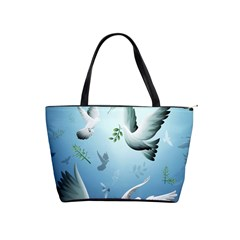 Animated Nature Wallpaper Animated Bird Shoulder Handbags