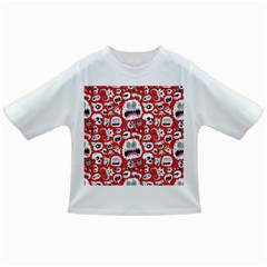 Another Monster Pattern Infant/toddler T Shirts