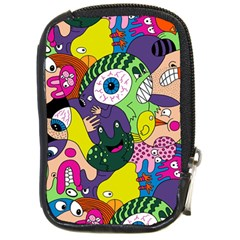 Another Weird Pattern Compact Camera Cases