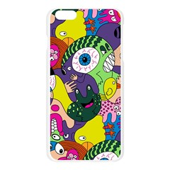 Another Weird Pattern Apple Seamless iPhone 6 Plus/6S Plus Case (Transparent)