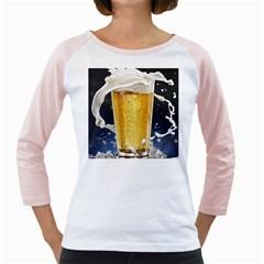 Beer 1 Girly Raglans