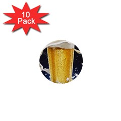 Beer 1 1  Mini Buttons (10 Pack)