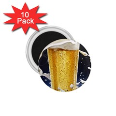 Beer 1 1 75  Magnets (10 Pack)