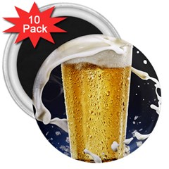 Beer 1 3  Magnets (10 Pack)