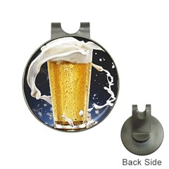 Beer 1 Hat Clips With Golf Markers