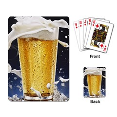 Beer 1 Playing Card