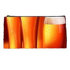 Beer Wallpaper Wide Pencil Cases