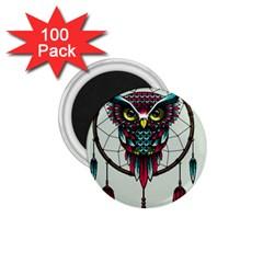 Bird 1 75  Magnets (100 Pack)