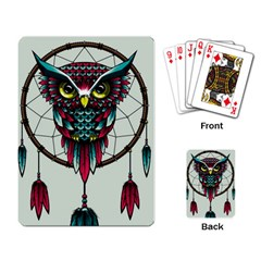 Bird Playing Card