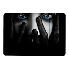 Black And White Samsung Galaxy Tab Pro 10 1  Flip Case