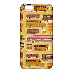Bus Cartoons Logo iPhone 6/6S TPU Case