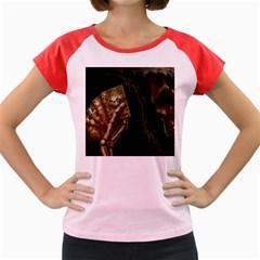 Cart A Women s Cap Sleeve T Shirt