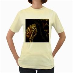 Cart A Women s Yellow T Shirt