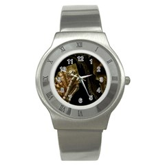 Cart A Stainless Steel Watch