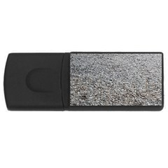 Pebble Beach Photography Ocean Nature USB Flash Drive Rectangular (2 GB)