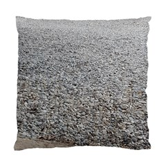 Pebble Beach Photography Ocean Nature Standard Cushion Case (One Side)