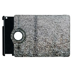 Pebble Beach Photography Ocean Nature Apple iPad 2 Flip 360 Case