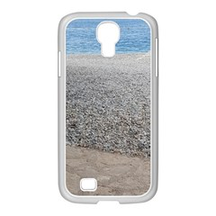 Pebble Beach Photography Ocean Nature Samsung GALAXY S4 I9500/ I9505 Case (White)