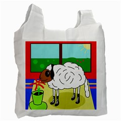 Urban sheep Recycle Bag (One Side)